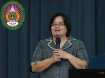 วันที่ 1 พฤศจิกายน 2560 สำนักวิชาการศึกษาทั่วไปฯ ได้รับเกียรติจาก ดร.ดวงใจ สีเขียว บรรยายในรายวิชาศึกษาทั่วไป หัวข้อ