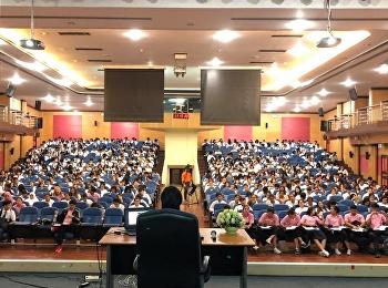 บรรยากาศการเรียนรายวิชา GEL2201 / GEL0201 ภาษาไทยเชิงวิชาการ