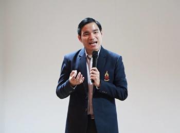 GE Joined 2018 Freshmen Orientation at Samut Songkhram Education Center