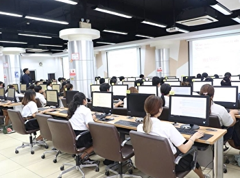 ดำเนินการจัดสอบแก้ไขผลการเรียน (I) ภาคเรียน 2/2560 และภาคเรียนฤดูร้อน (Summer) 2560 ให้กับนักศึกษาที่เรียนรายวิชาศึกษาทั่วไป ทุกรายวิชา
