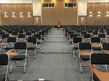 จีอีสวนสุนันทาเตรียมความพร้อมจัดสอบกลางภาค 1/2561 ศูนย์การศึกษาจังหวัดนครปฐม