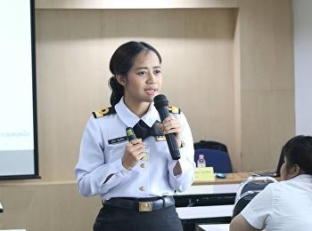 """วันที่ 15 มิถุนายน 2561 ได้รับเกียรติจาก ว่าที่เรือโทหญิง สุธิญา พูนเอียด บรรยายรายวิชาศึกษาทั่วไป หัวข้อ """"เขียนตรงใจ เข้าใจตรงกัน"""""""