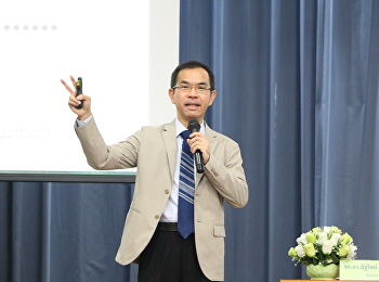 Department of General Education and Innovation in Electronic Learning Course Description It was honored by Associate Professor Dr. Chatchai Leenawong Lectures in general education