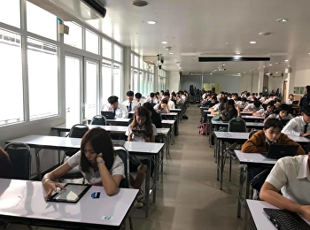 Mid-term examination, semester 2/Academic year 2018, general education course, February 6, 2019