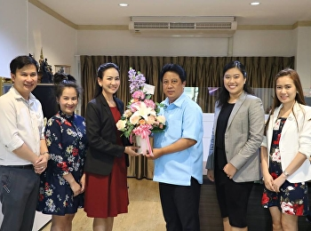 Management and personnel Office of Academic Resources and Information Technology Congratulations to Assistant Professor Dr. Preecha Phongpheng in obtaining an academic position.
