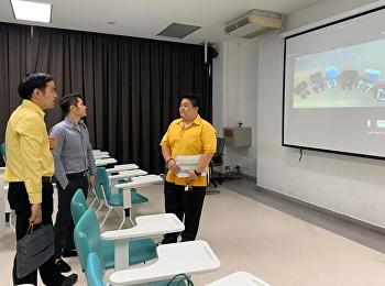 สำนักวิชาการศึกษาทั่วไปฯ เตรียมความพร้อมการเรียนการสอนศูนย์การศึกษาจังหวัดสมุทรสงคราม