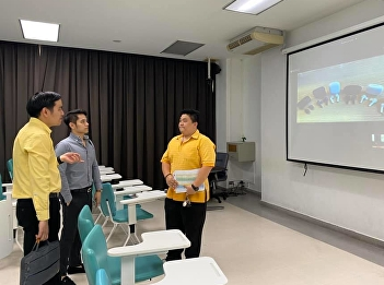 Office of General Education Preparing the teaching and learning center, Samut Songkhram Province
