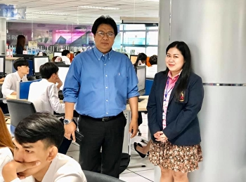 Director of the Office of General Education Checked in for the midterm examination for general education courses. Academic Year 2019
