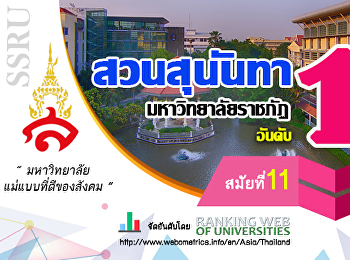 Announcement of Suan Sunandha Rajabhat University Subject: Learning and Teaching Management during the COVID-19 epidemic situation (Version 3)