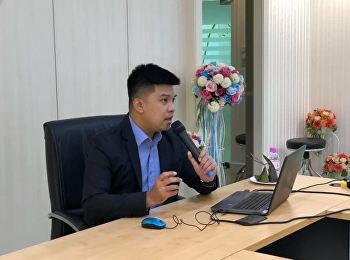 GE Suan Sunandha Comply with the regulations Arrange online teaching and learning General Education Course GEN0203 Thai language for occupation