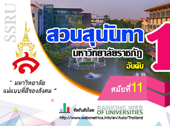 Announcement of Suan Sunandha Rajabhat University on Measures to Prevent the Epidemic of COVID-19 (Issue 7)