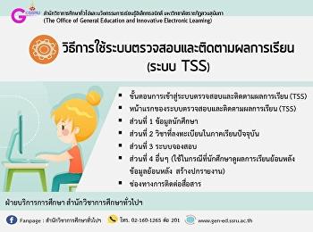 Methodology of e-Service (TSS) System
