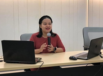 ขอเชิญรับฟังบรรยาย GEN0201 การใช้ภาษาไทย (สำหรับกลุ่มเรียน 002 )