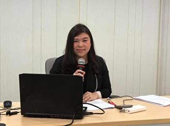 ขอเชิญรับฟังบรรยาย GEN0205 ภาษาอังกฤษเพื่อทักษะการเรียน (สำหรับกลุ่มเรียน 001)